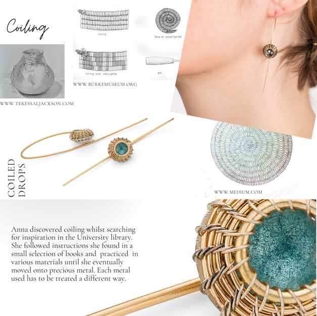 Coiled Jewellery Collection