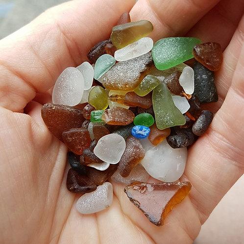 Sea Glass Jewellery Course