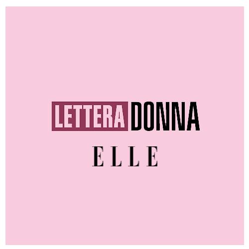 Lettera Donna Elle