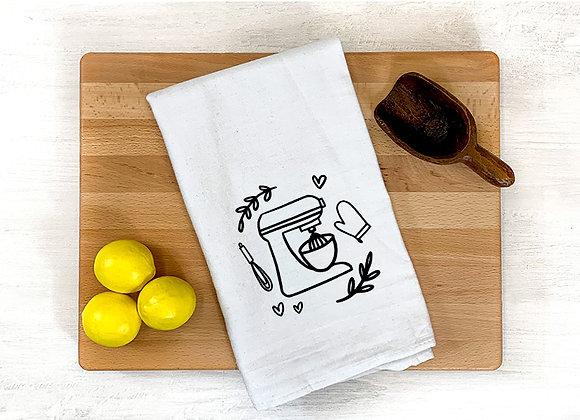 Mixer Love Towel