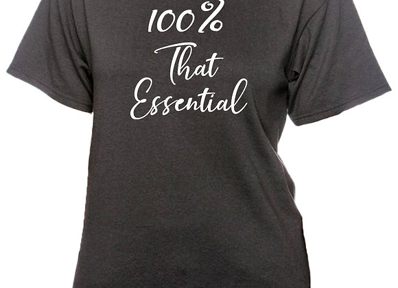 100% That Essential Recycled Tee