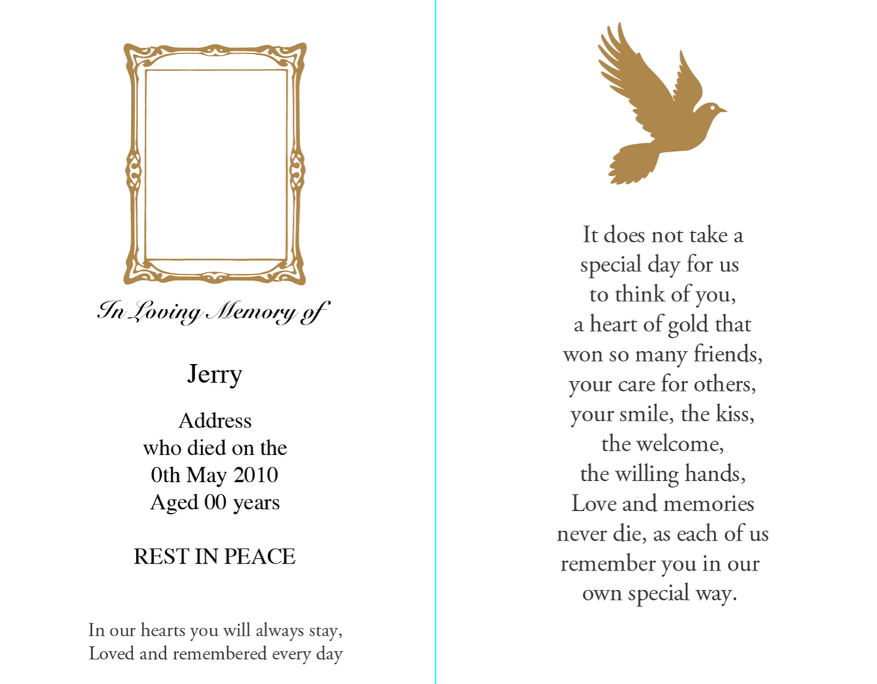 D&S Memorials Sample 8