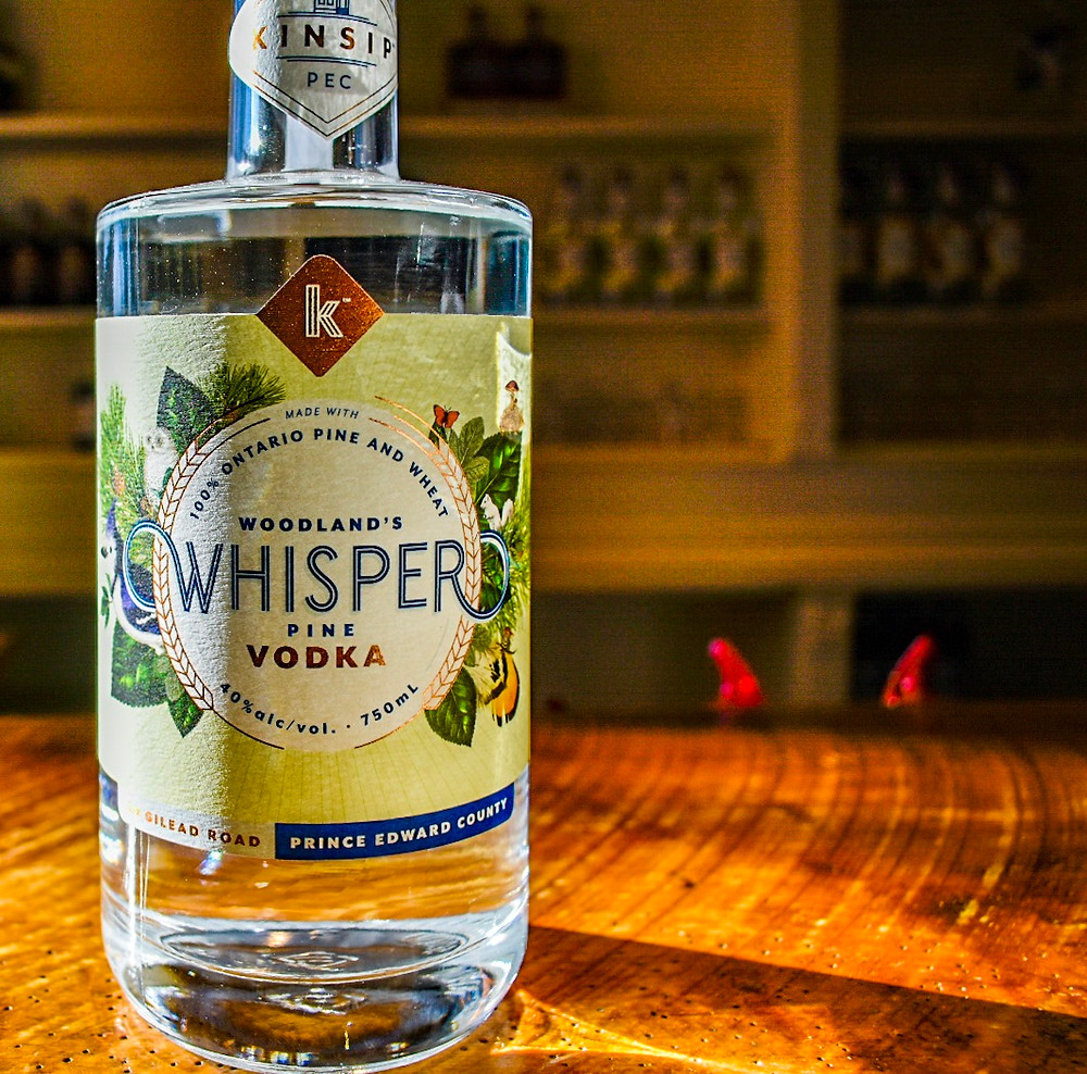 Twice distilled in our custom copper still, using 100% Ontario wheat at our farm-based distillery: that's how Still's Whisper Vodka delivers exceptional flavour and quality. Every sip of this handcrafted grain-to-glass vodka features soft, sweet notes of wheat accented by hints of vanilla.