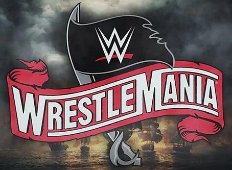 Happy Hour - WrestleMania 36