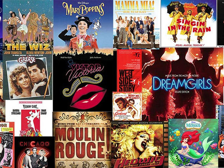 Power Rankings: Musicals