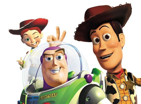 Deep Dive - Toy Story 2