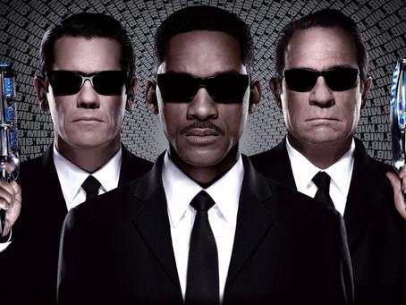 Deep Dive - Men In Black 3