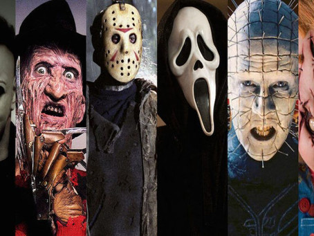 Power Rankings: Slasher Movies