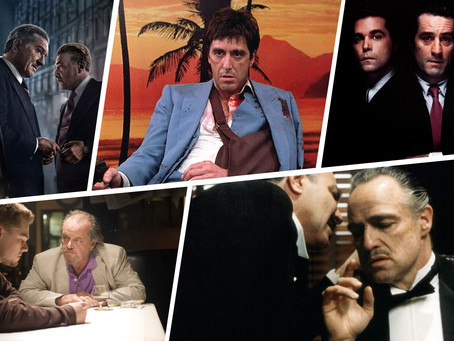 Power Rankings: Mafia Films