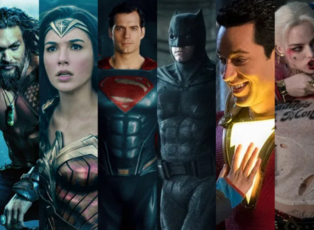 Power Rankings: DCEU - Best Characters