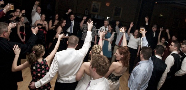 KC Wedding Toast by Marc OLeary
