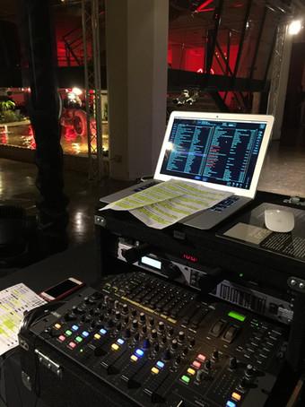 Marc Olearys DJ Setup