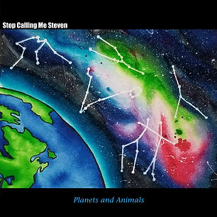 SCMS - Planets and Animals Front Cover J
