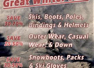 Great Winter Sale!