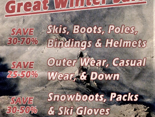 Great Winter Sale!