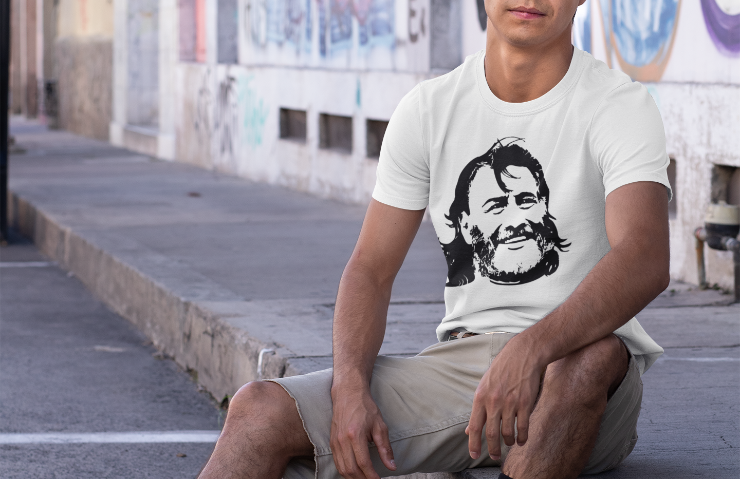 mockup-of-a-man-wearing-a-t-shirt-and-a-