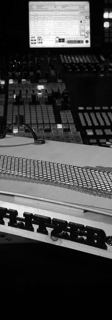 Tinylitzer on Studio 1 Abbey Road Studio mixing desk