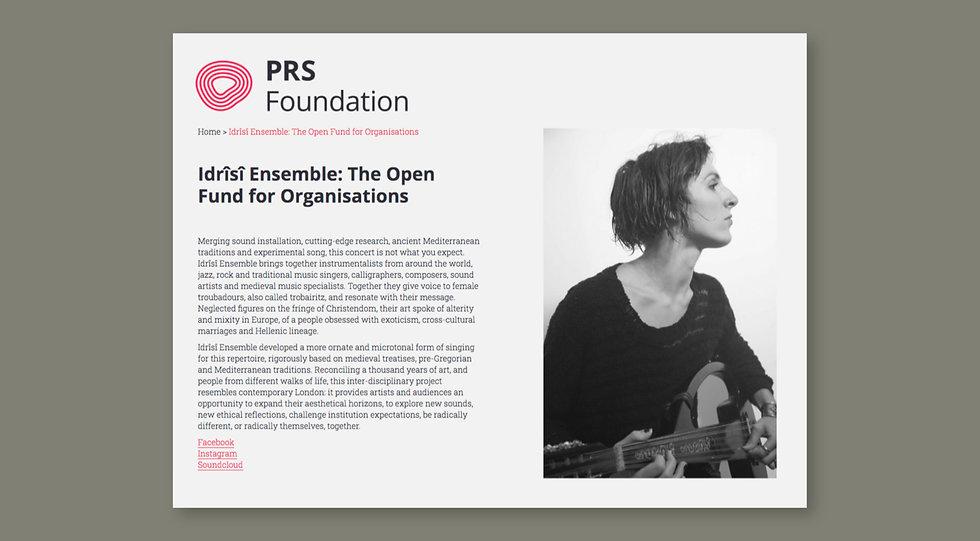 PRS Open Fund Splash2.jpg