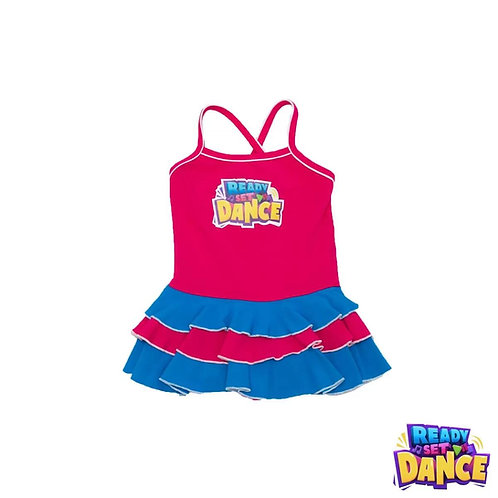 Ready Set Dance Tutu Dress