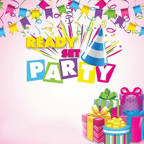 Ready Set Party Concert DVD