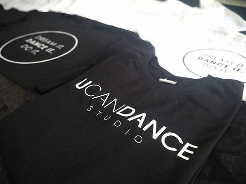 UCANDANCE Cropped T-Shirt