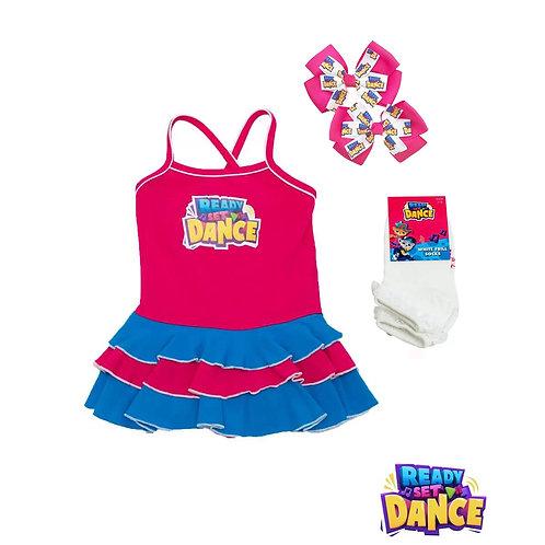 Ready Set Dance GIRLS STARTER PACK