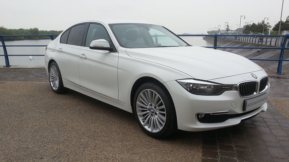 2014 BMW 320d LUXURY AUTO