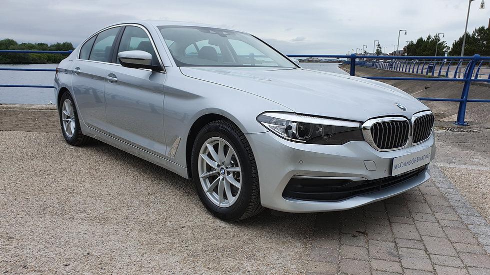2019 BMW 520d SE AUTO