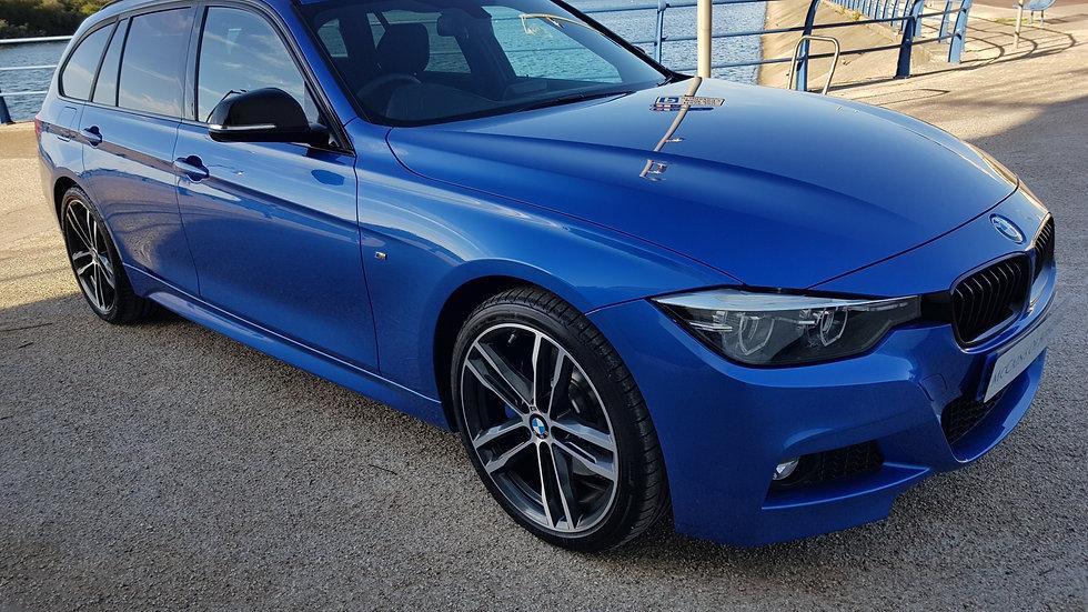2019 BMW 320i M SPORT AUTO TOURING SHADOW EDTN