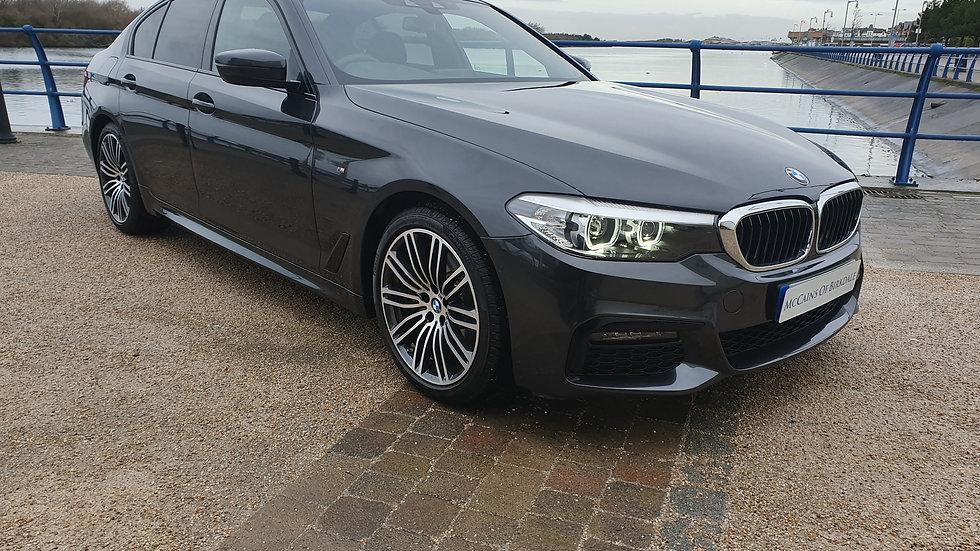 2019 BMW 520D X DRIVE M SPORT PLUS AUTO