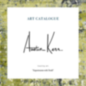 Miami Abstract artist Austin Kerr artwork