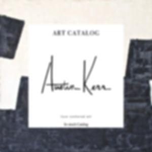 Miami Abstract Artist Austin Kerr in stock art catalog