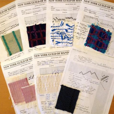 NYGH 2015 Swatch Project