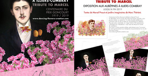 """EXPOSITION """" TRIBUTE TO MARCEL """" À ILLIERS-COMBRAY"""
