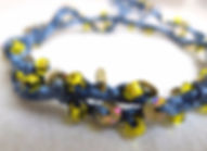 Kadyn Knotted Beaded Sequin Bracelet Anklet No Skills Needed Beginner Project