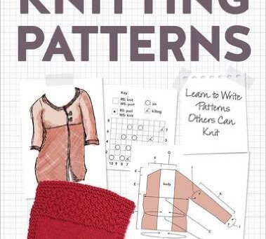Book Review:  The Beginner's Guide to Writing Knitting Patterns [Kate Atherley, April 11, 2016 editi