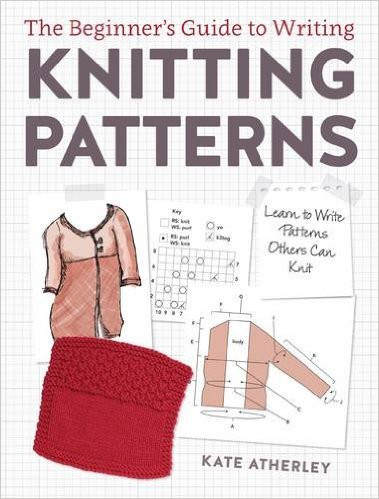 The Beginner's Guide to Writing Knitting Patterns Book Review