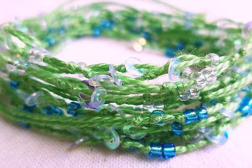 Eka Wrap Bracelet