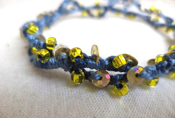 Kadyn Knotted Bracelet/Anklet