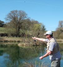 Fly Fishing in England