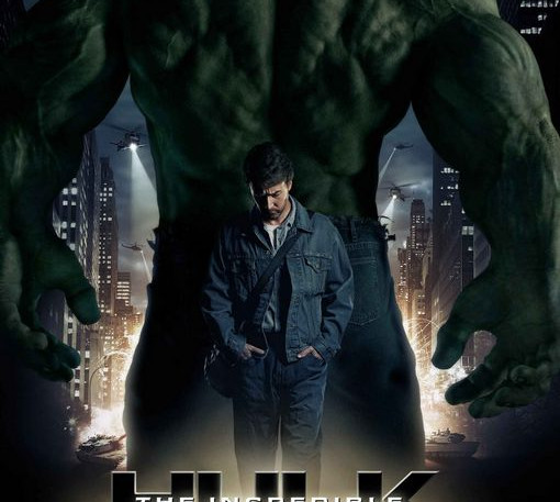 The Incredible Hulk Payoff Poster