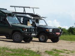 Venture Uganda Land Cruiser