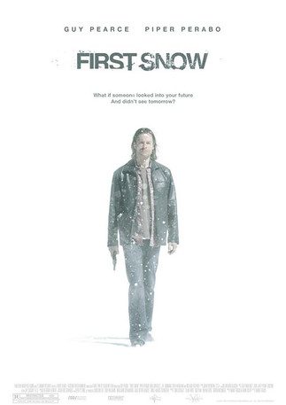 First Snow payoff poster