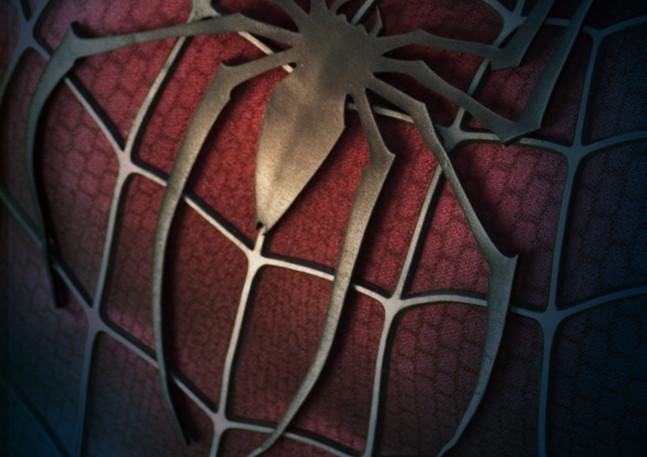 Spiderman 2 teaser poster