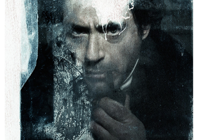 Sherlock Holmes teaser comp