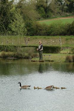 Summer Fishing UK
