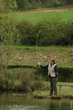Fishing Hampshire