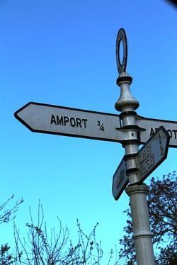 Amport Hampshire