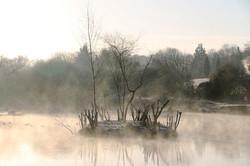Winter Fishing Hampshire