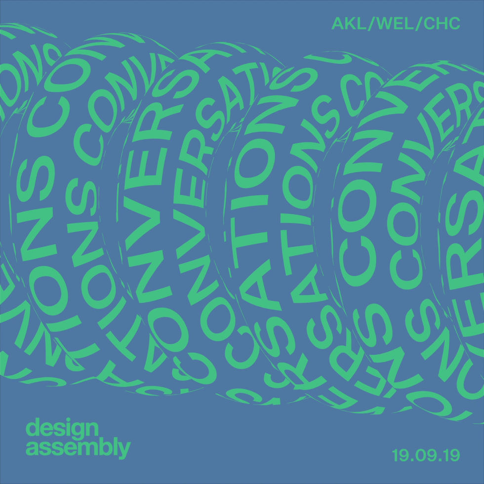 Design Assembly 2019 Campaign